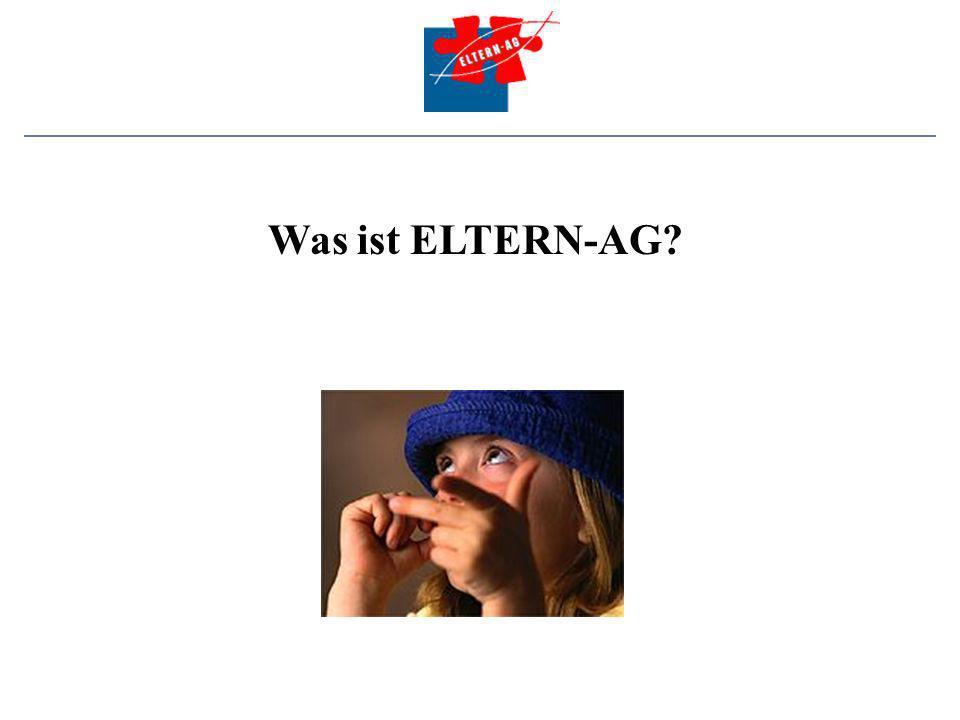 Was ist ELTERN-AG