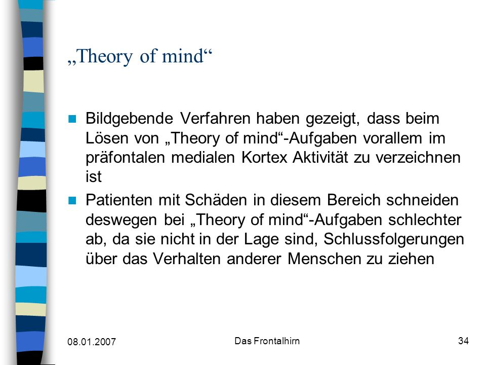 """Theory of mind"