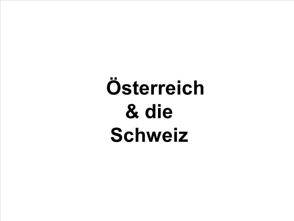 Österreich & die Schweiz