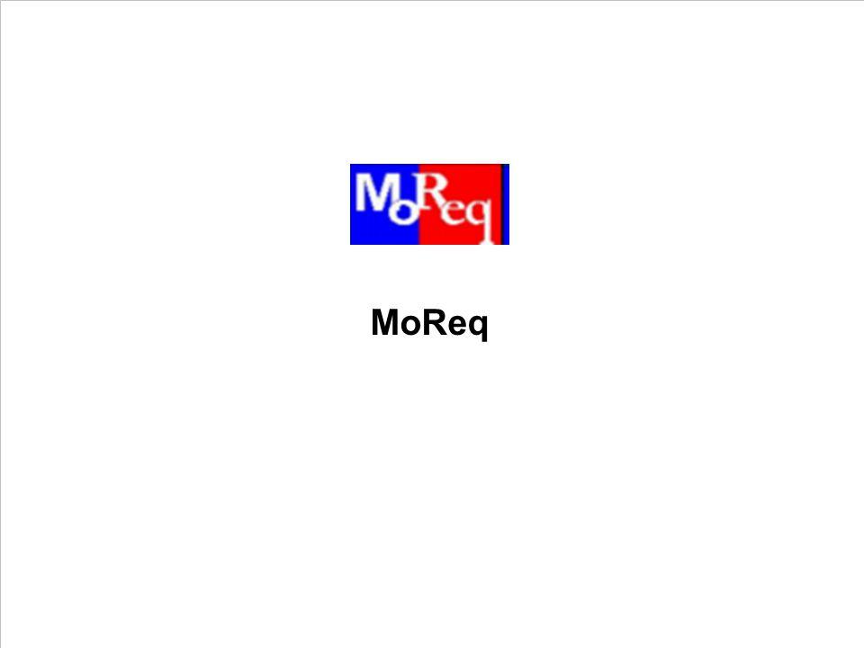 MoReq PROJECT CONSULT Unternehmensberatung PDV Keynote E-Government