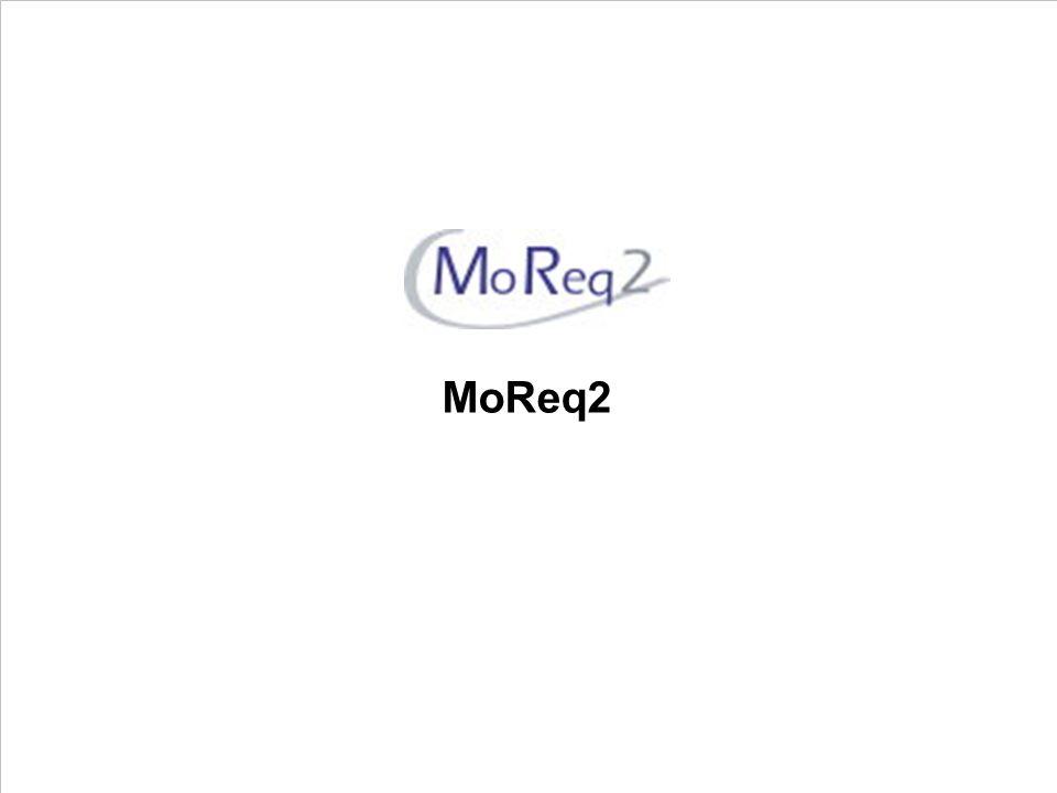 MoReq2 PROJECT CONSULT Unternehmensberatung PDV Keynote E-Government