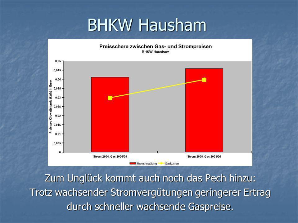 BHKW Hausham Zum Unglück kommt auch noch das Pech hinzu: