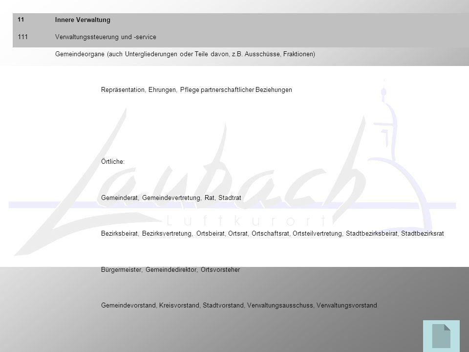 Verwaltungssteuerung und -service