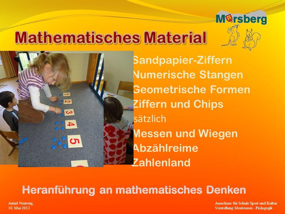 Mathematisches Material