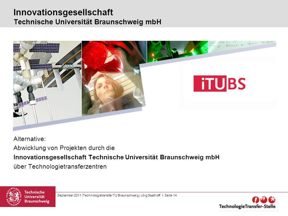 Innovationsgesellschaft Technische Universität Braunschweig mbH