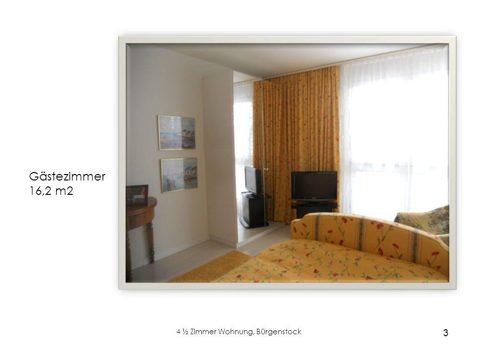 4 ½ Zimmer Wohnung, Bürgenstock