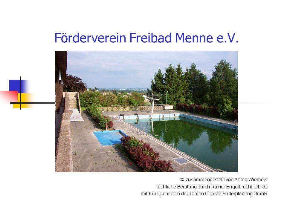 Förderverein Freibad Menne e.V.