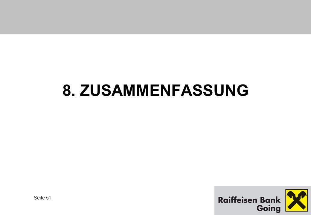 8. ZUSAMMENFASSUNG