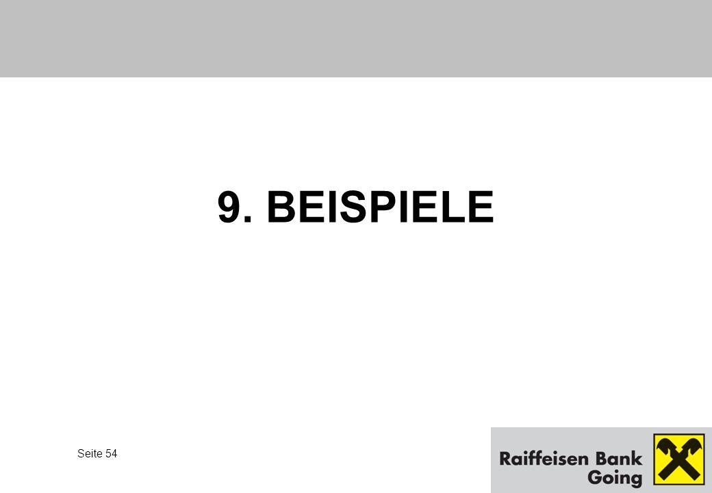 9. BEISPIELE