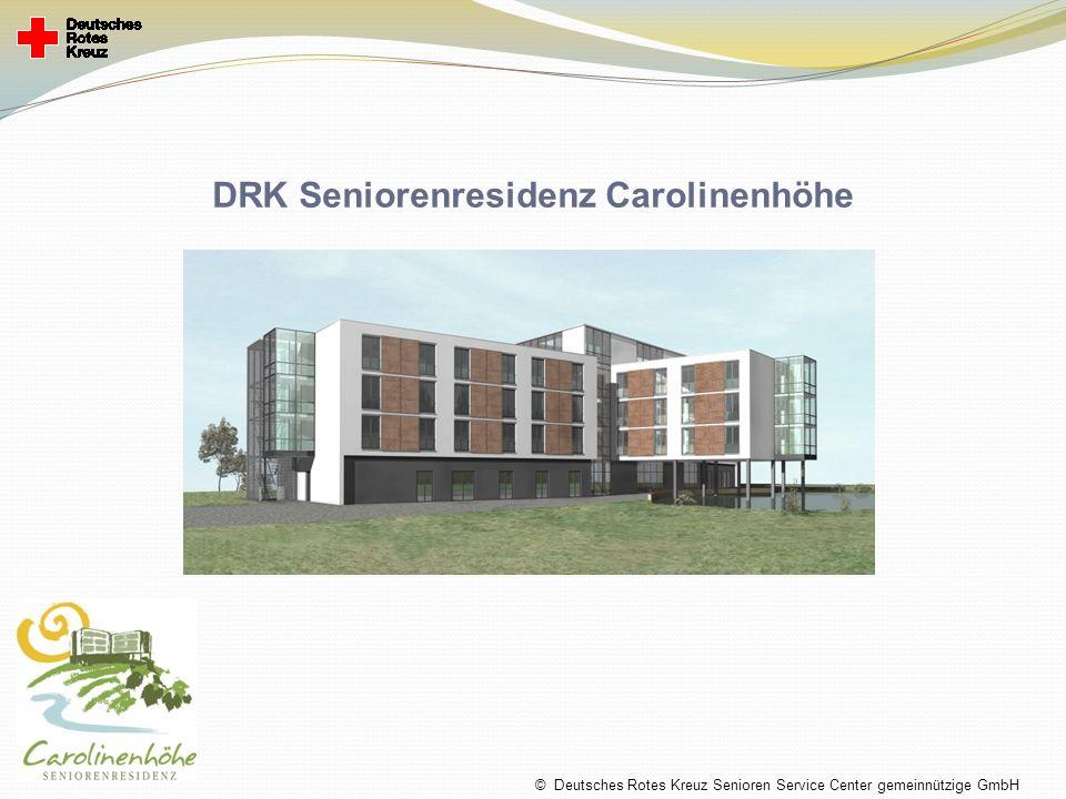DRK Seniorenresidenz Carolinenhöhe