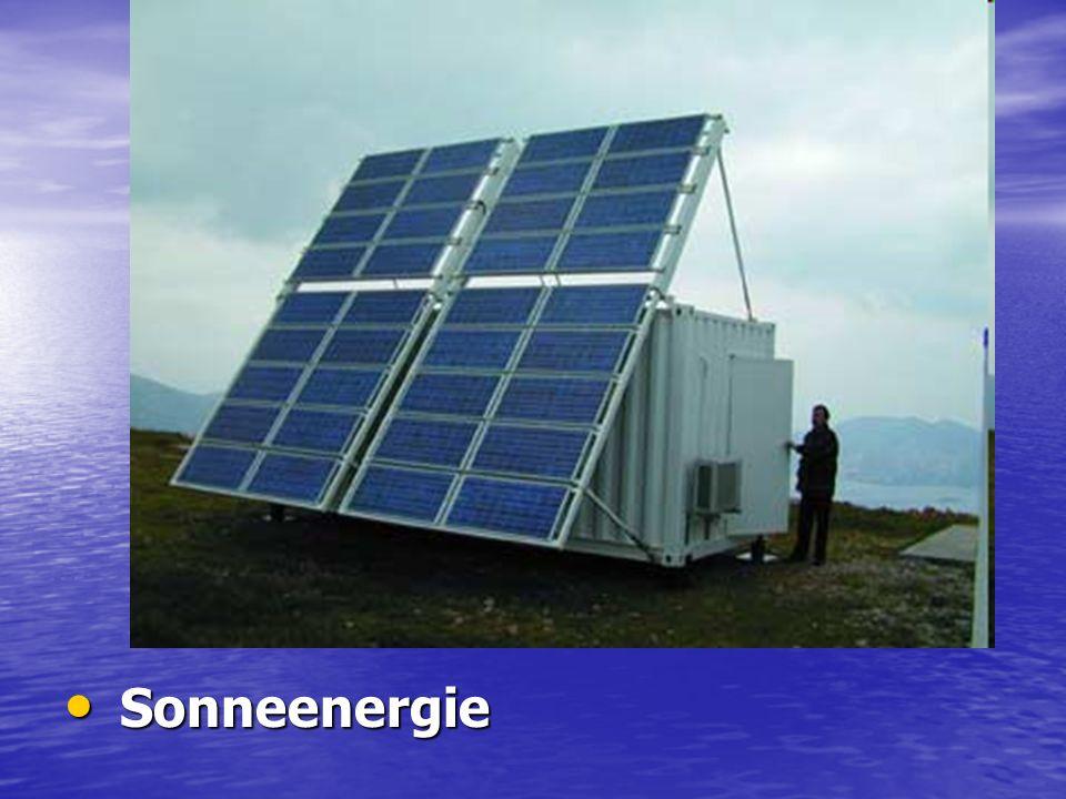Sonneenergie