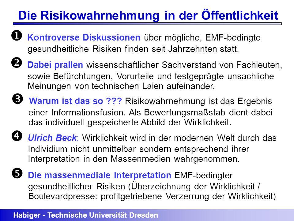  Kontroverse Diskussionen über mögliche, EMF-bedingte