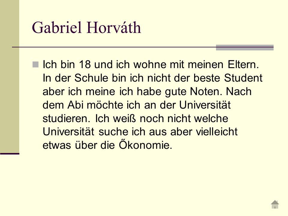 Gabriel Horváth