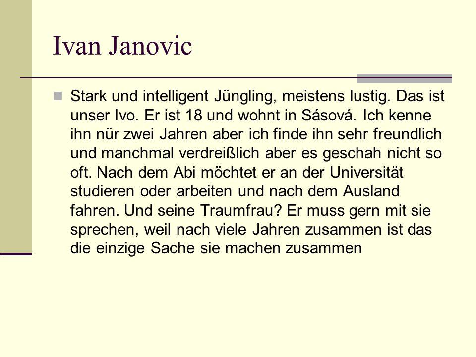 Ivan Janovic