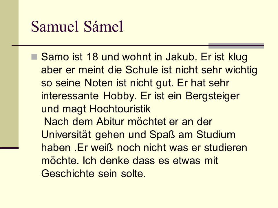 Samuel Sámel