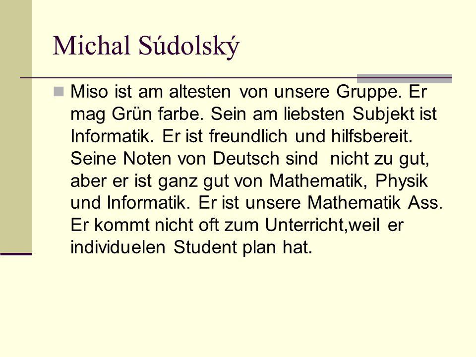 Michal Súdolský
