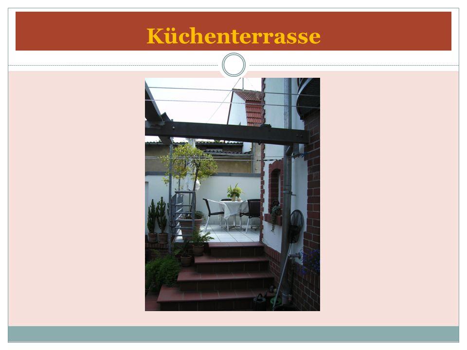 Küchenterrasse