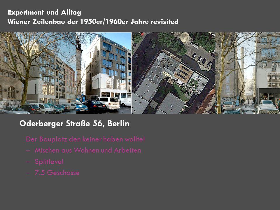 Oderberger Straße 56, Berlin