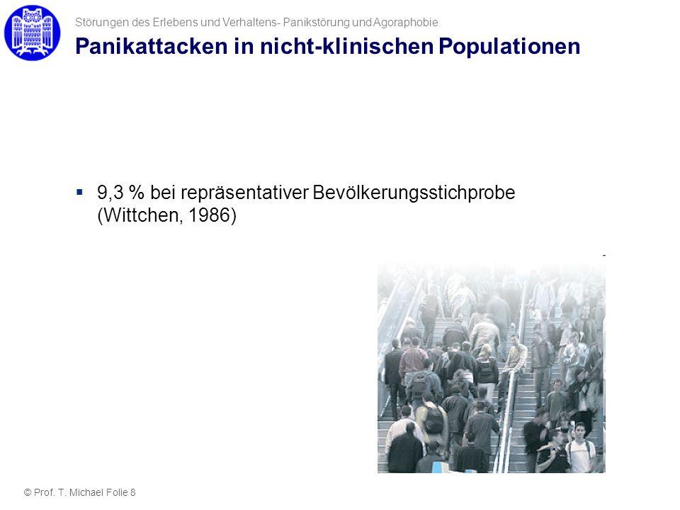 Panikattacken in nicht-klinischen Populationen