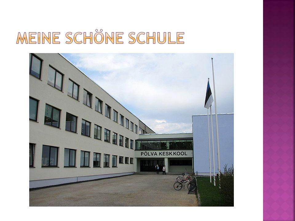 Meine schöne schule