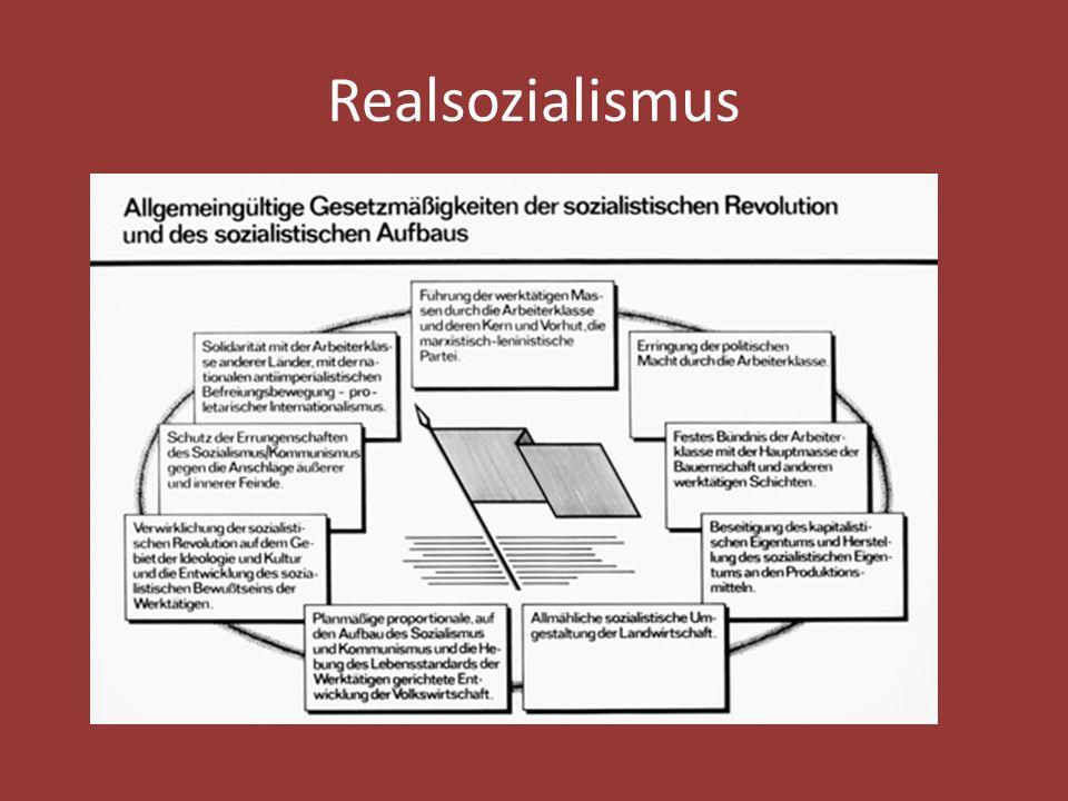 Realsozialismus