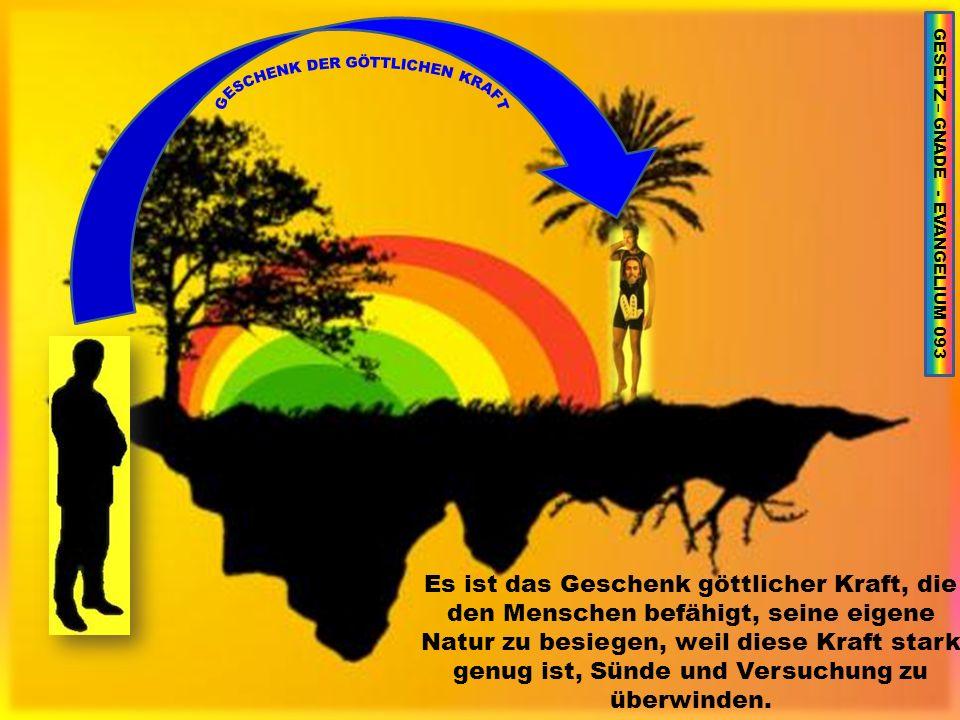 GESETZ – GNADE - EVANGELIUM 093
