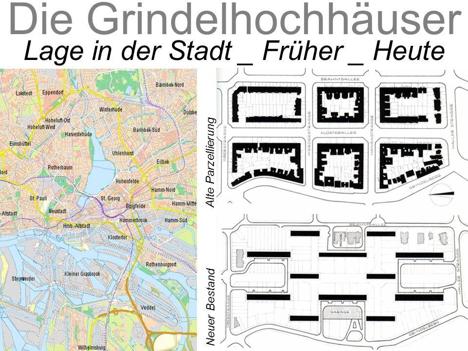 Die Grindelhochhäuser