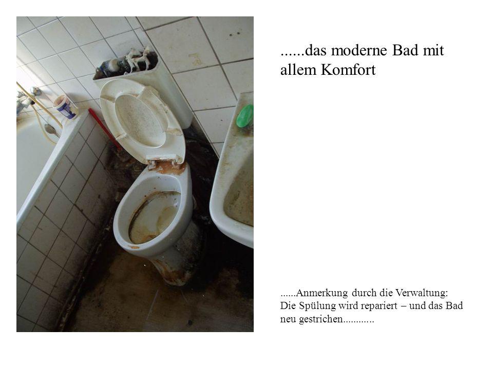 ......das moderne Bad mit allem Komfort