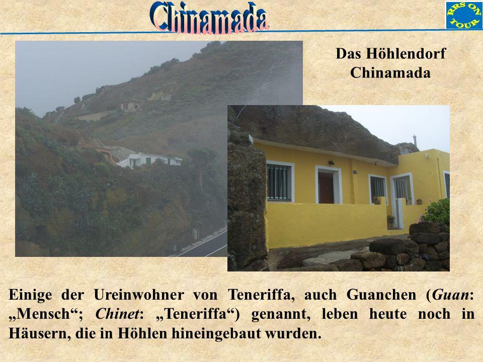 Das Höhlendorf Chinamada