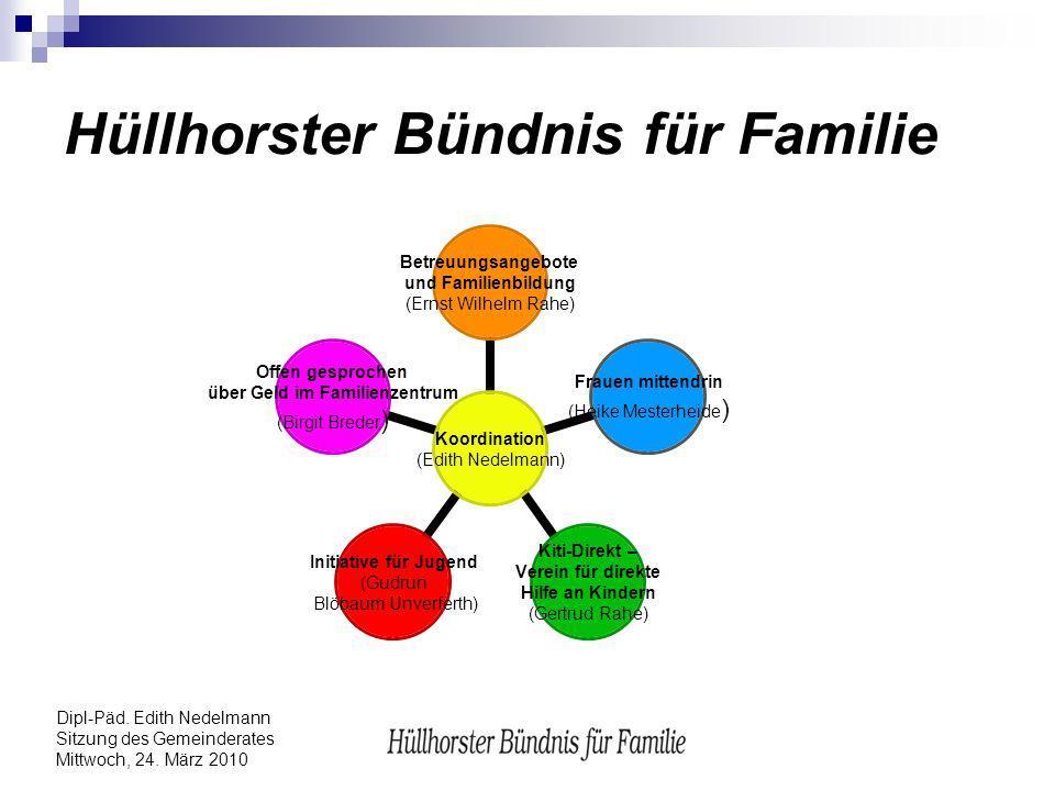 Hüllhorster Bündnis für Familie