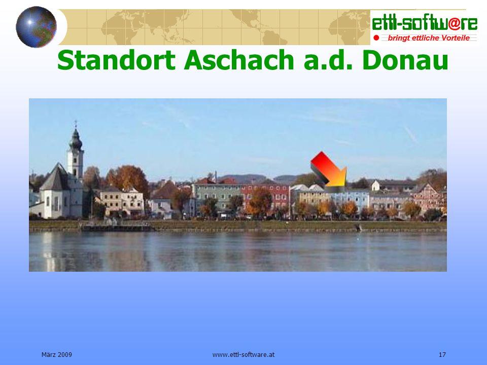 Standort Aschach a.d. Donau