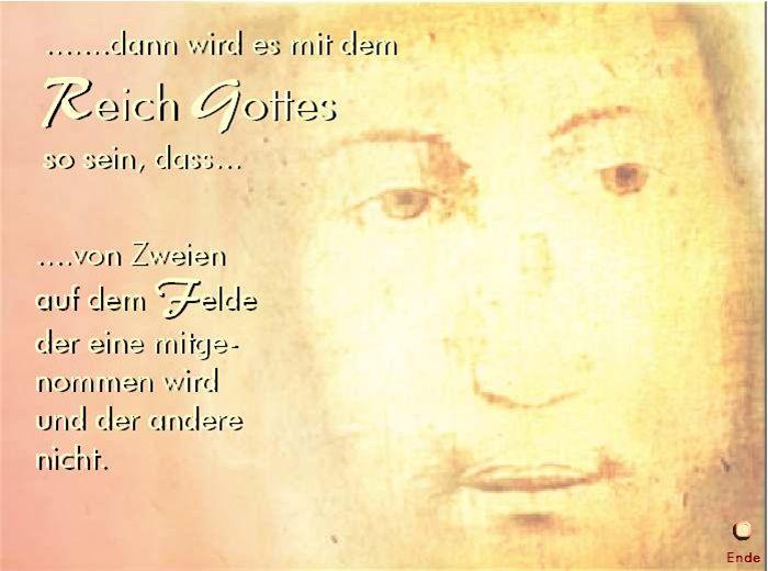 Reich Gottes Ende