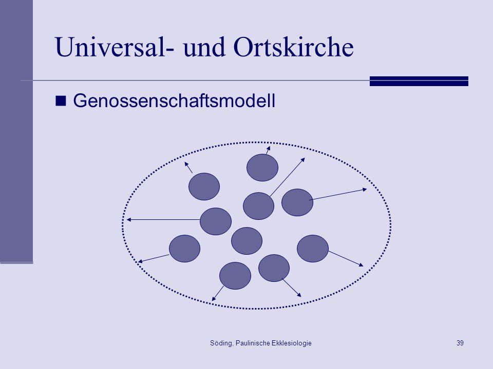 Universal- und Ortskirche