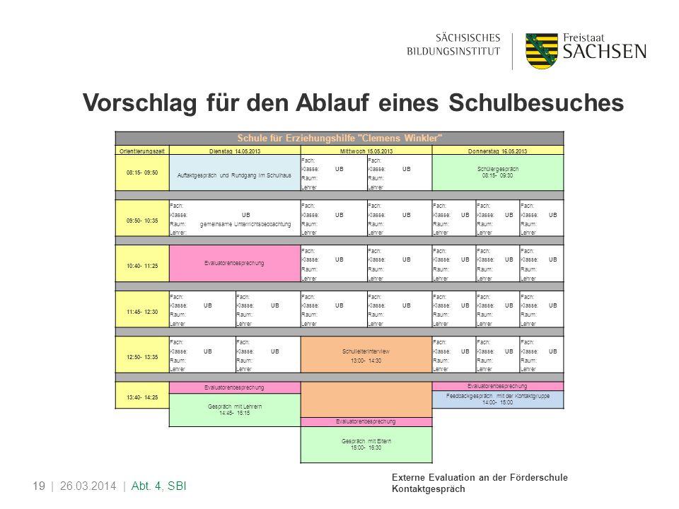 Schule für Erziehungshilfe Clemens Winkler