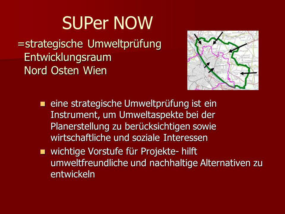 =strategische Umweltprüfung Entwicklungsraum Nord Osten Wien