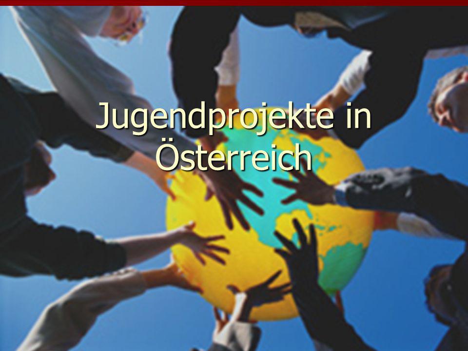 Jugendprojekte in Österreich