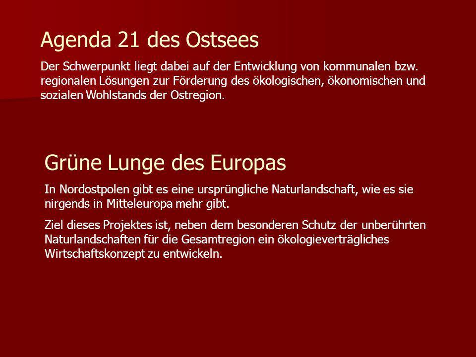 Grüne Lunge des Europas