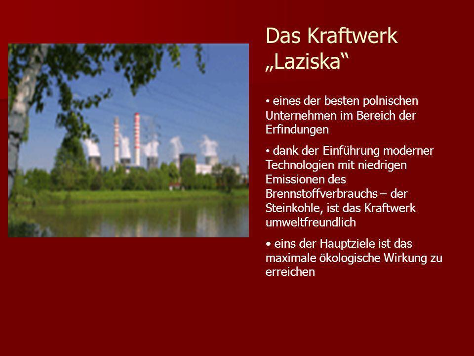 "Das Kraftwerk ""Laziska"