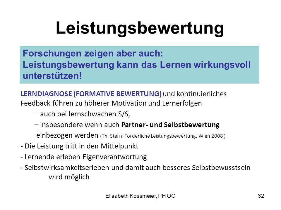 Elisabeth Kossmeier, PH OÖ