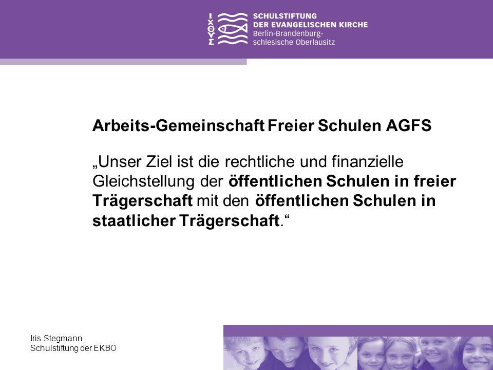 Arbeits-Gemeinschaft Freier Schulen AGFS
