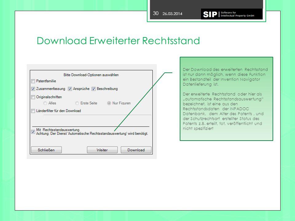 Download Erweiterter Rechtsstand