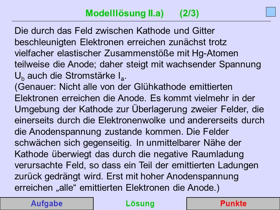 Modelllösung II.a) (2/3)