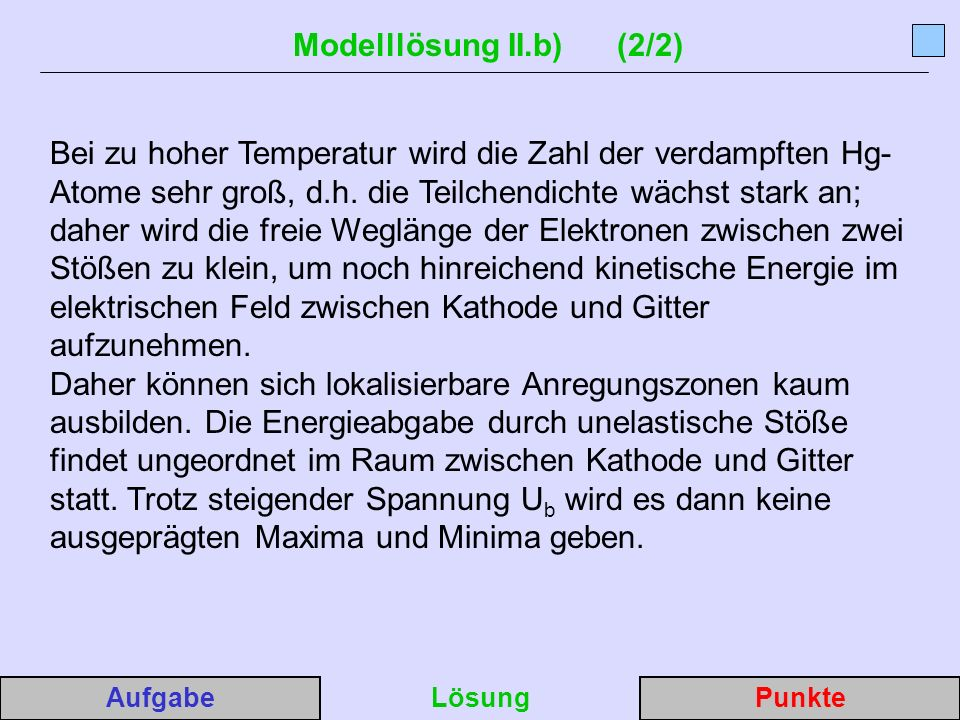 Modelllösung II.b) (2/2)