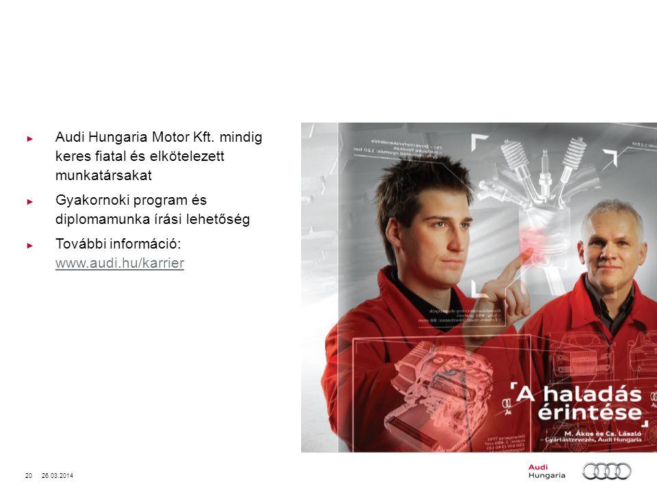 Audi Hungaria Motor Kft