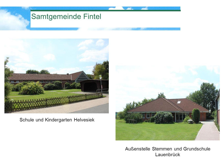 Samtgemeinde Fintel Schule und Kindergarten Helvesiek