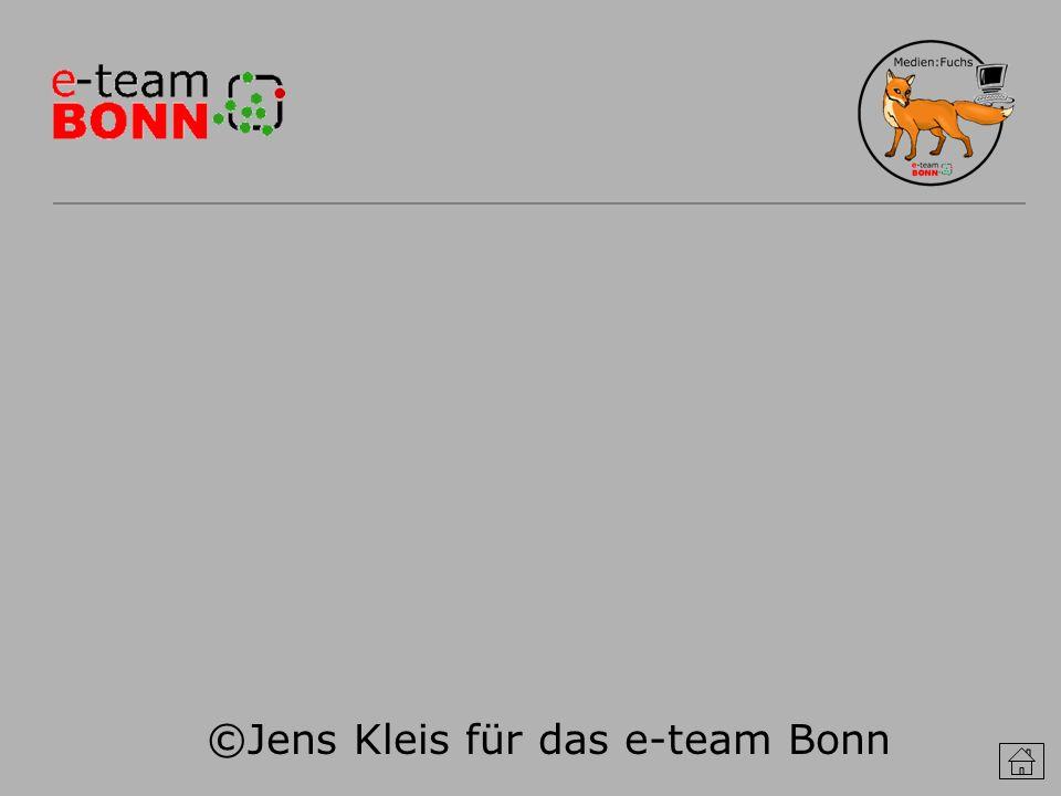 ©Jens Kleis für das e-team Bonn