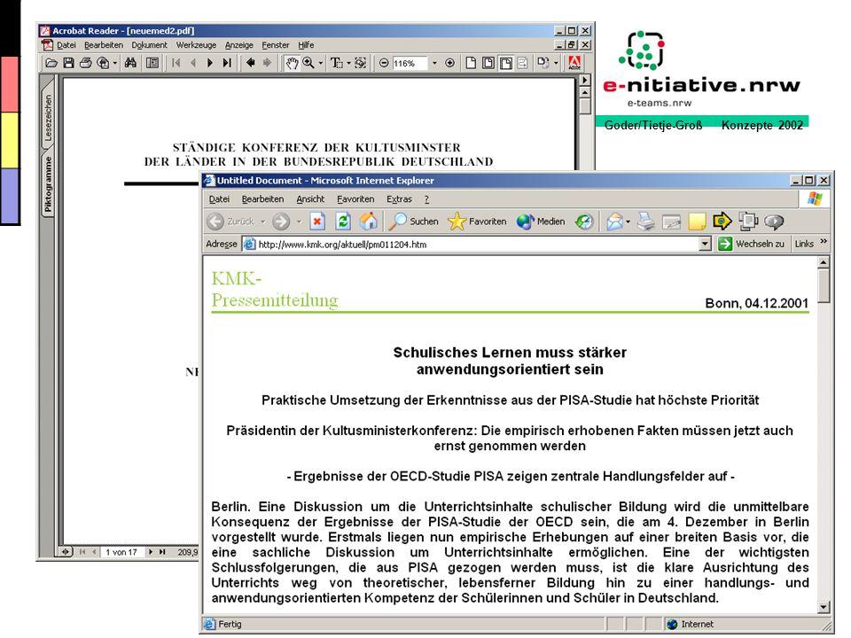Neue Medien und Telekommunikation Im Bildungswesen 1997