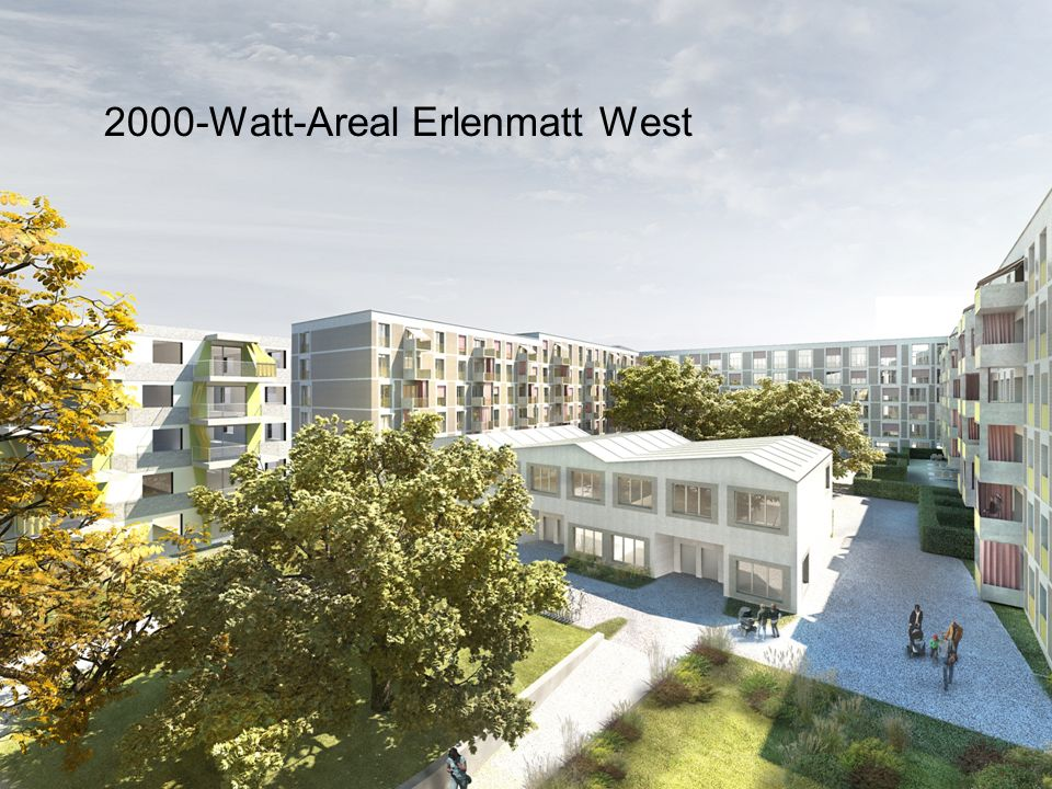 2000-Watt-Areal Erlenmatt West