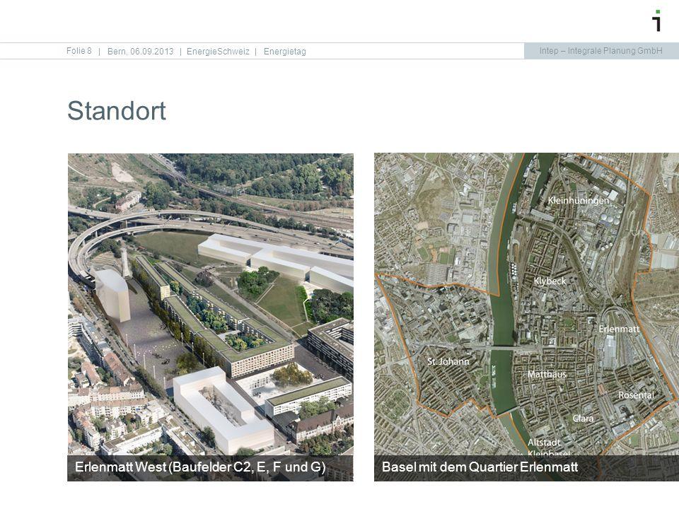 Standort Erlenmatt West (Baufelder C2, E, F und G)