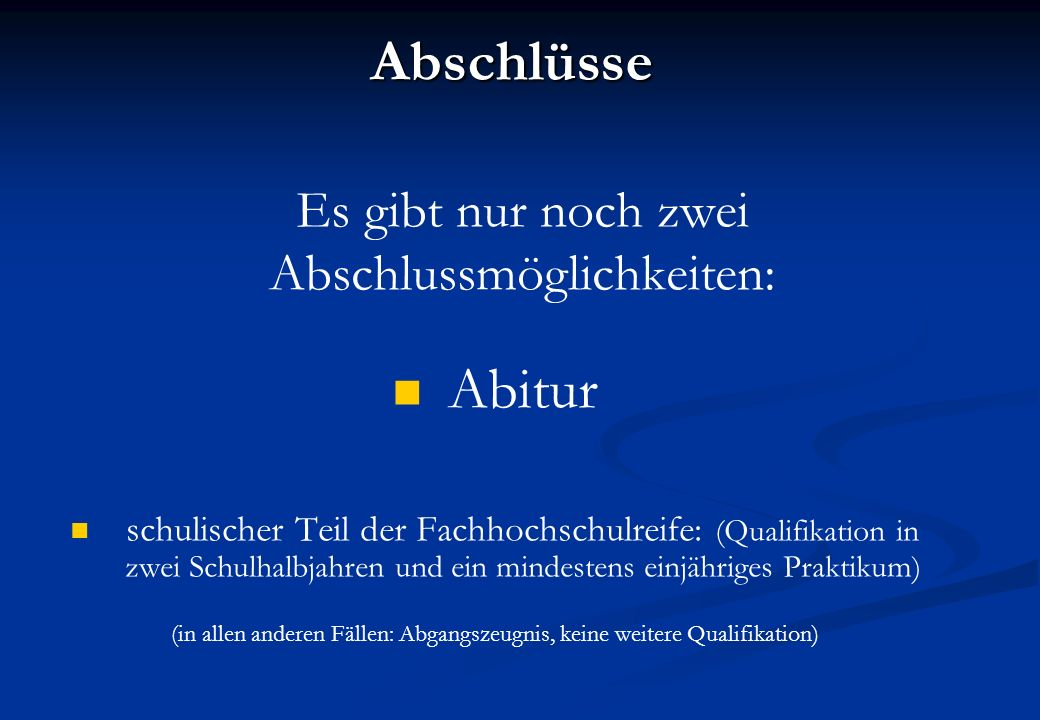 Halepaghen-Schule Buxtehude Info (neue) Oberstufe